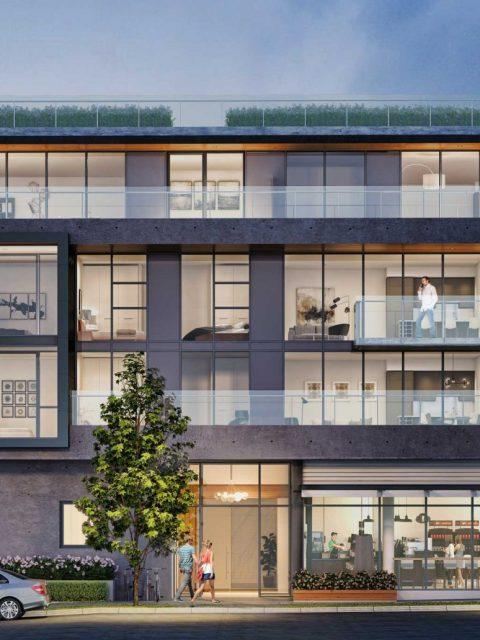 Heather+W17 exterior building rendering
