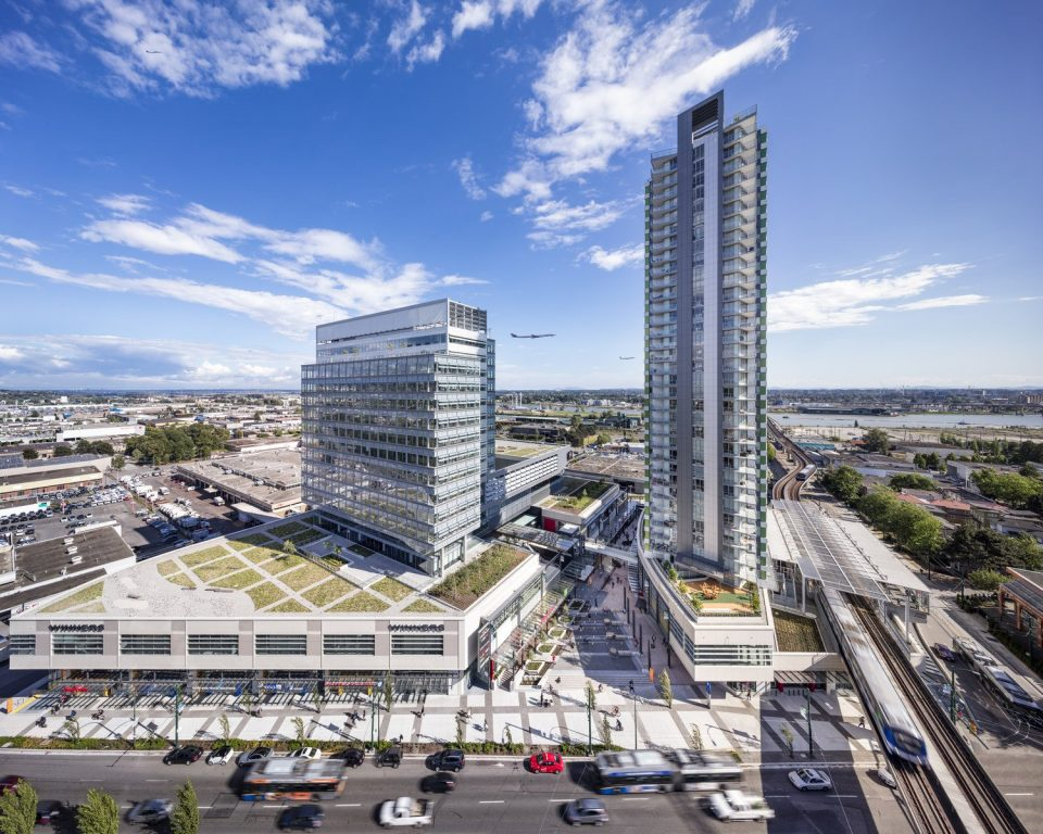 Marine Gateway by Perkins+Will Vancouver