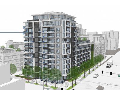 Olympic Station condominiums