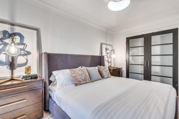 1823 E Georgia St bedroom
