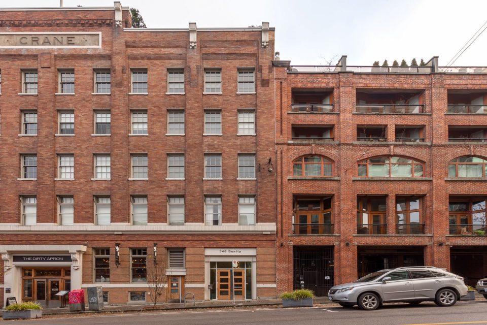 504-546 Beatty Street Crane Building
