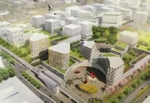 City of Richmond Lansdowne rendering