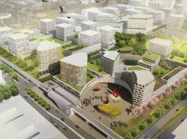 City of Richmond Lansdowne rendering