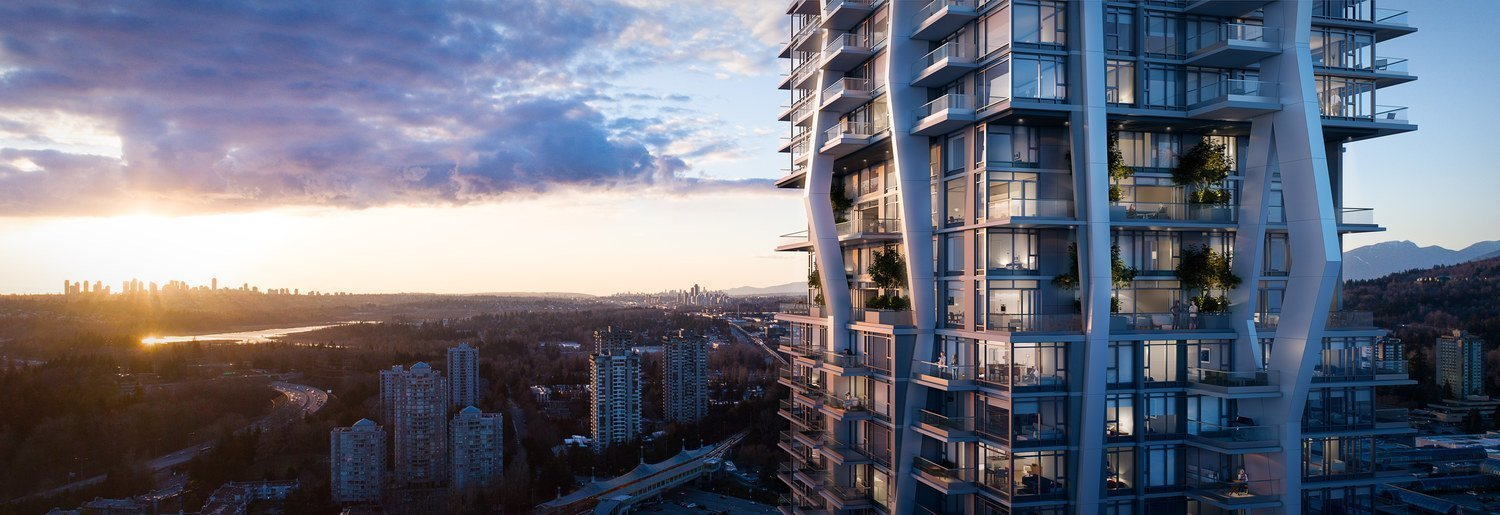 Sales for Hensley by Cressey in West Coquitlam start in January 2018