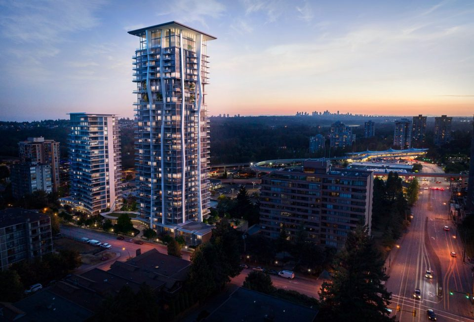 Hensley by Cressey Burquitlam rendering