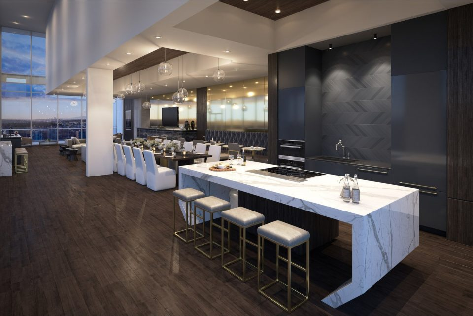 Culinary Kitchen and Grand Dining