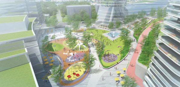 Oakridge Park Idea 1