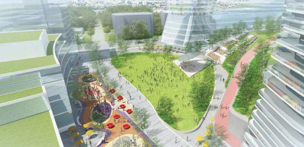 Oakridge Park Idea 2