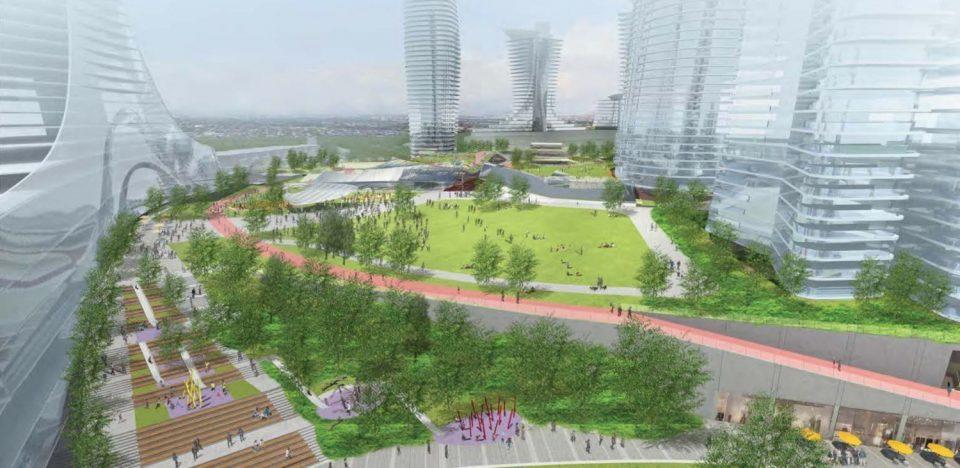 City of Vancouver seeks input on future Oakridge Park