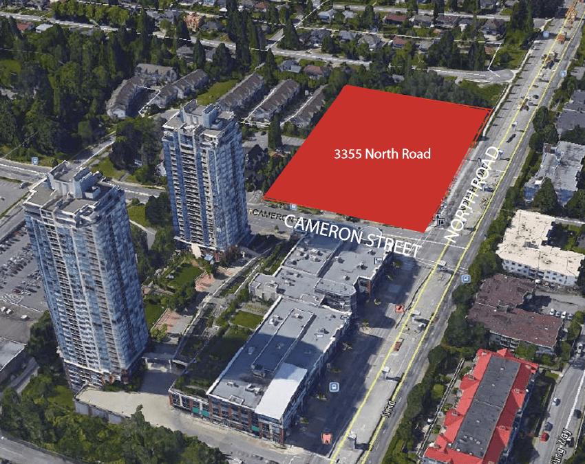 Onni North Road location