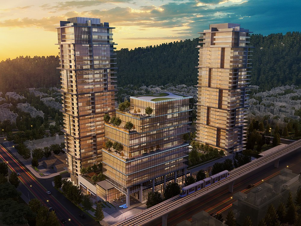 Onni North Road tower renderings