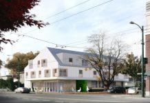 Rendering of Tomo House