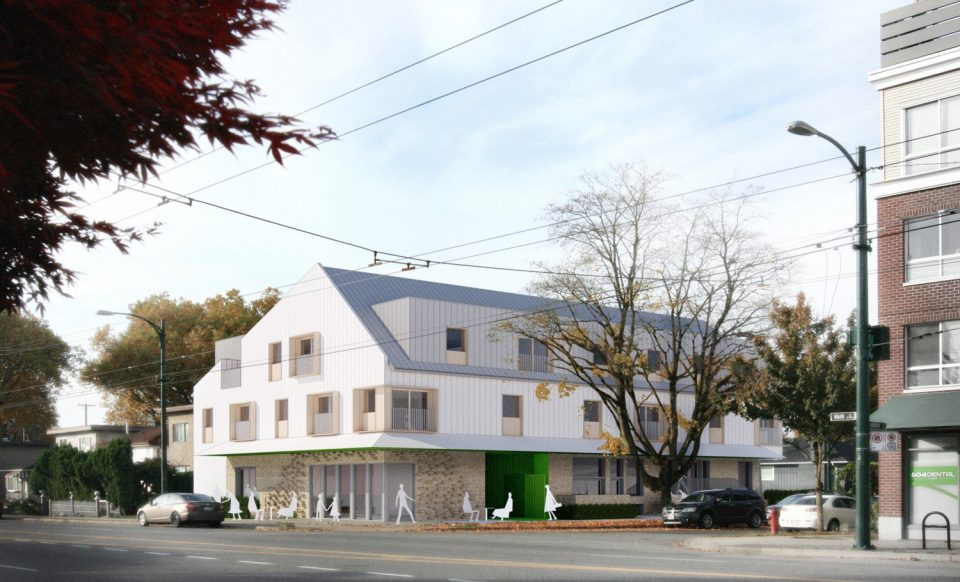 """Main Street """"co-housing light"""" project aims to bring residents together"""