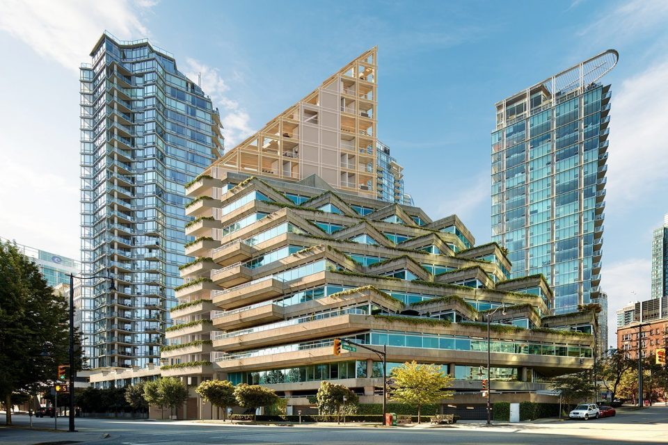 Terrace House will be world's tallest hybrid timber structure