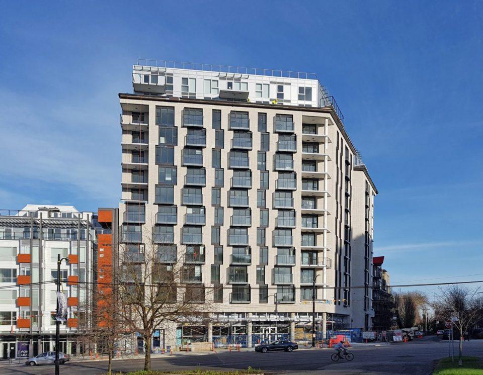 The Duke Kingsway rental apartments