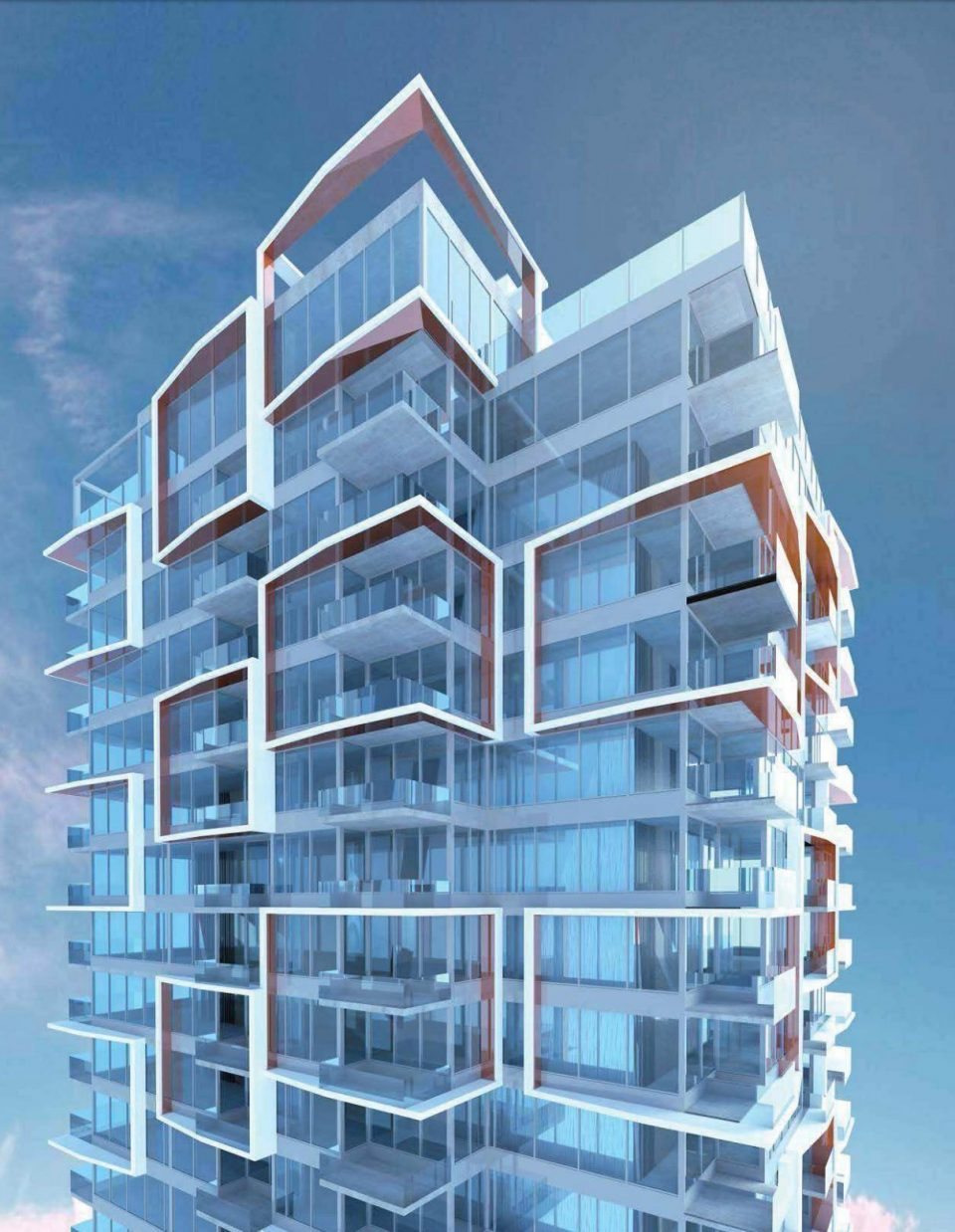 29-storey tower proposed for Agnes Street in New Westminster