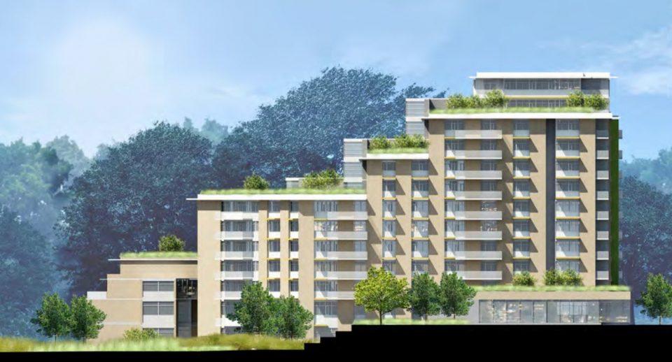 Arbutus Village Block D renderings