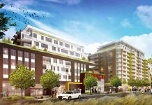 Arbutus Village renderings Block C