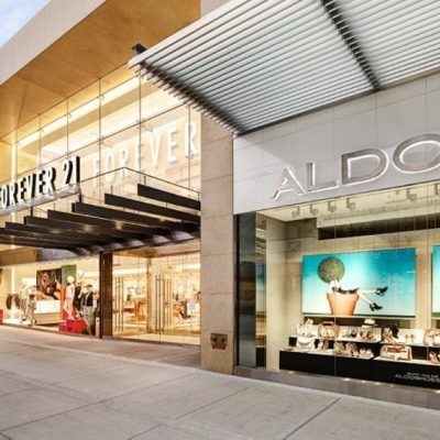 Robson Forever 21 closing