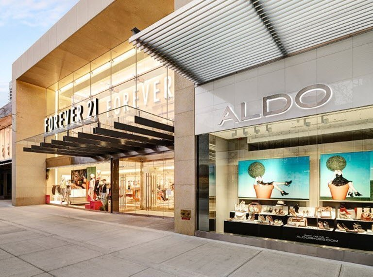 Indigo confirms its moving into former Forever 21 space on Robson