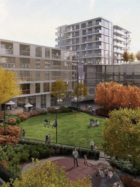Fraser Commons development to change face of SE Marine and Fraser