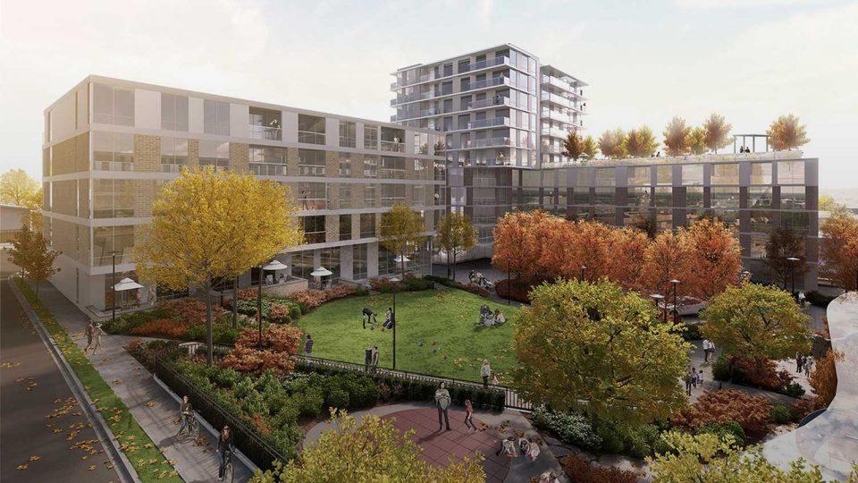 Fraser Commons development to change face of SE Marine and Fraser