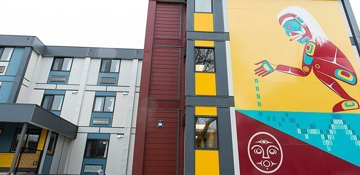 Modular housing for the homeless coming to Olympic Village