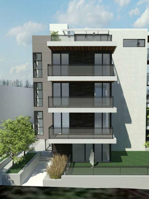 Small, boutique building proposed for 1021 Burnaby Street