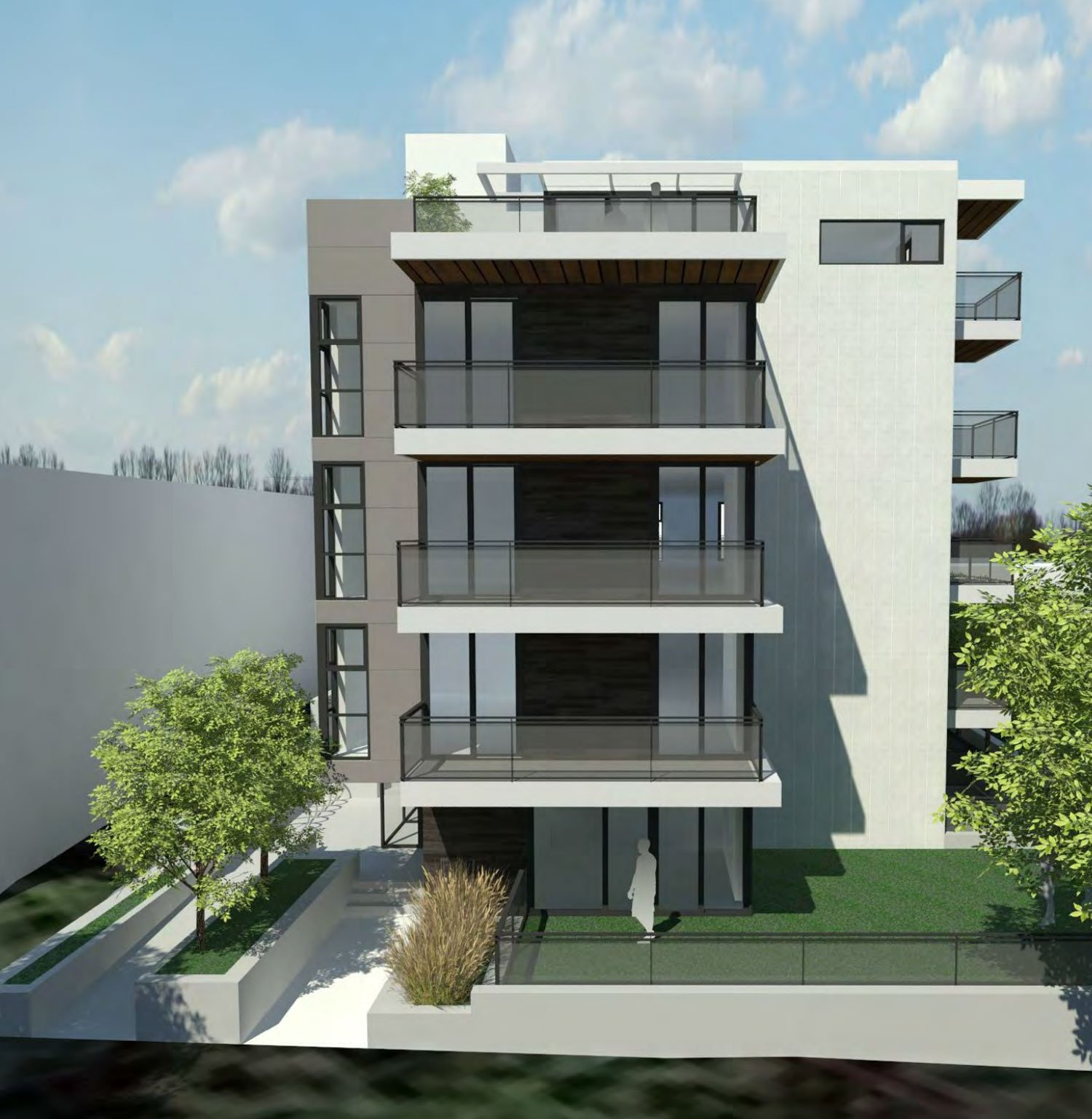 Small boutique building proposed for 1021 burnaby street for Build a house on your land