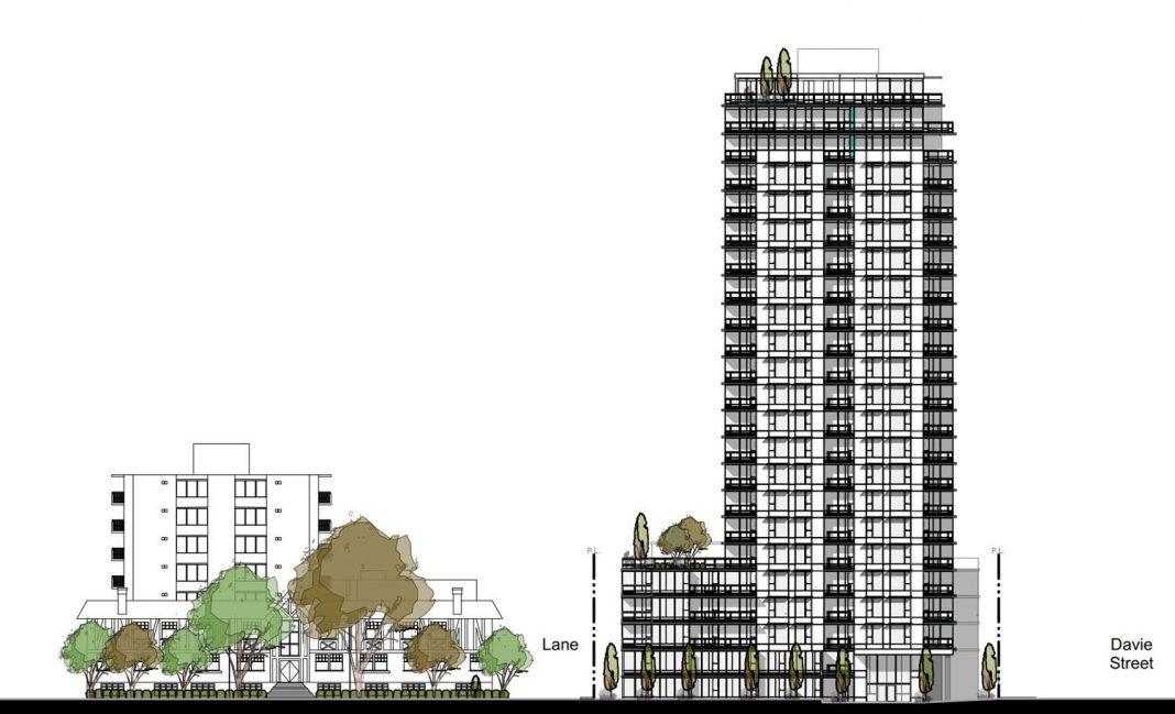 1485 Davie Street Vivagrand Developments