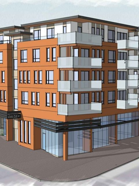 Five-storey building slated to replace Kitsilano Salvation Army thrift store