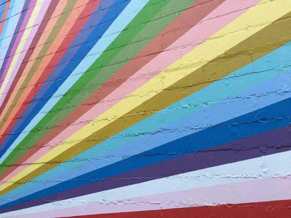 Kristofir Dean mural South Granville