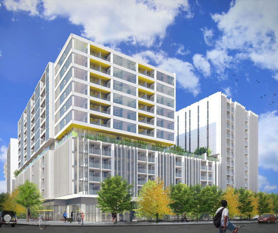 Atmosphere Richmond rendering residential