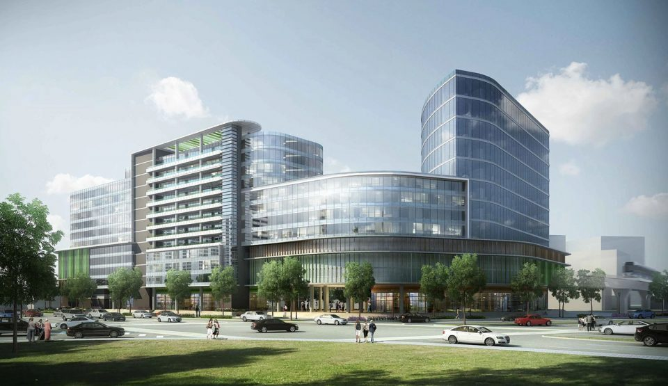New Continental Richmond rendering