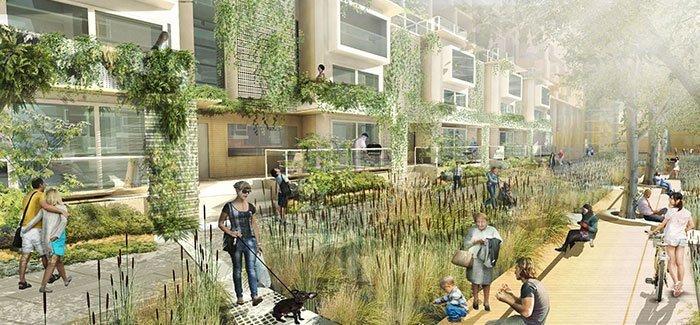 Residential Housing Lansdowne District
