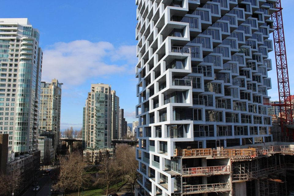 Vertical ascent of vancouver house by bjarke ingels - Immense maison vacances new york ss mm design ...