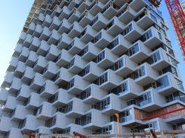 Vancouver House architecture Bjarke Ingels Westbank February 2018