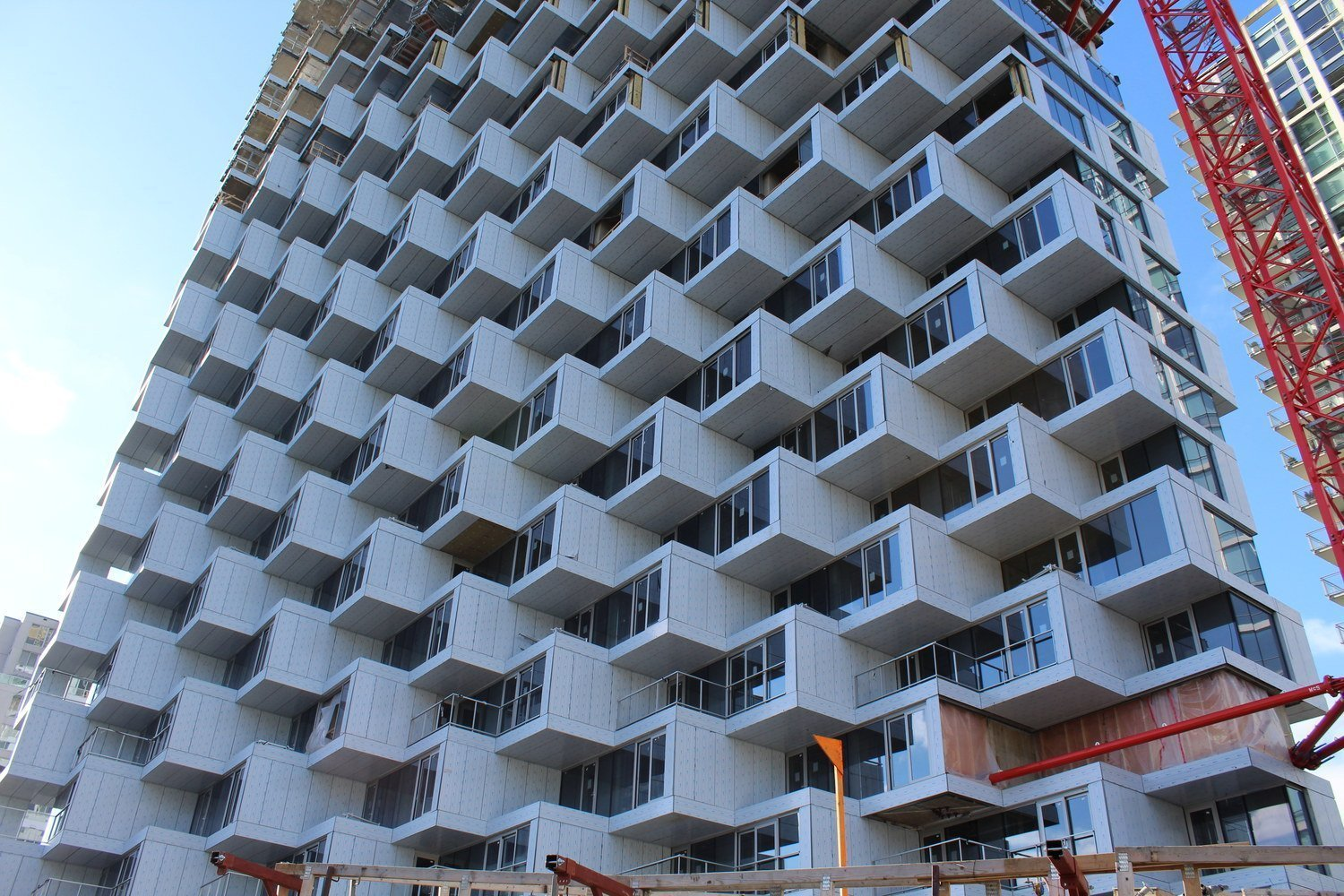 Vancouver House architecture Bjarke Ingels Westbank February 2018