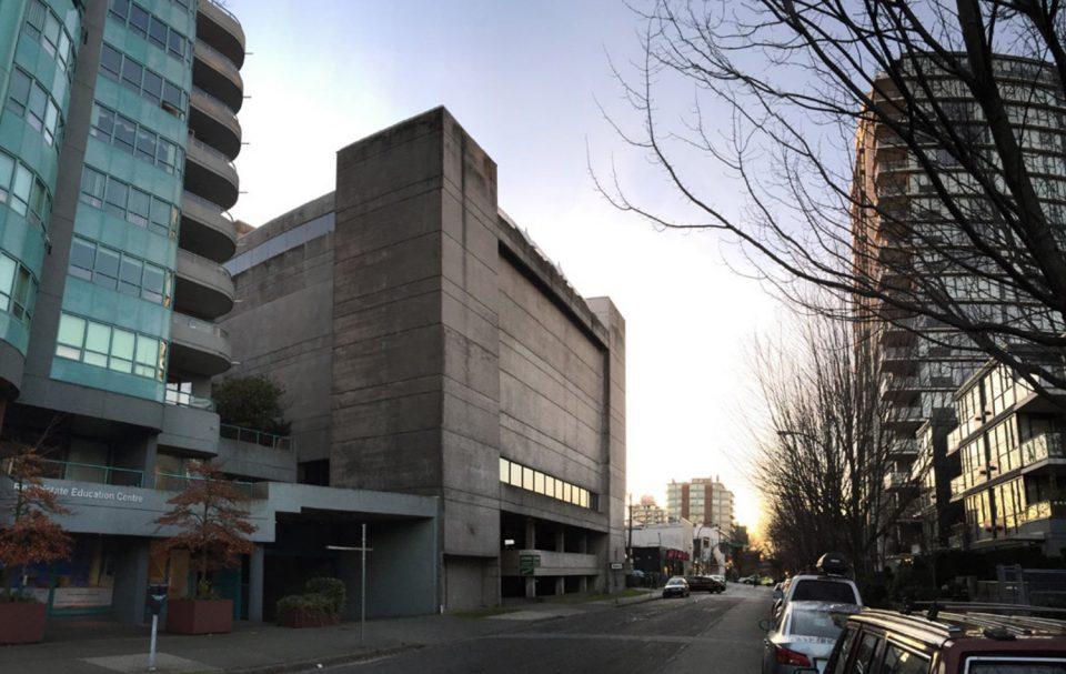 Vancouver Masonic Centre redevelopment current