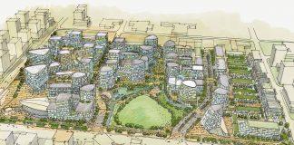 Site plan large Lansdowne District