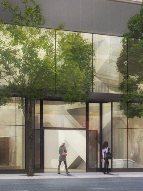 New retail proposed for Robson Street next to Sephora