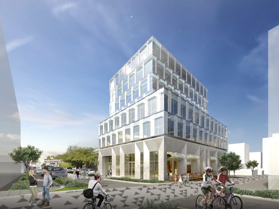 New office building proposed for East 4th in Mount Pleasant