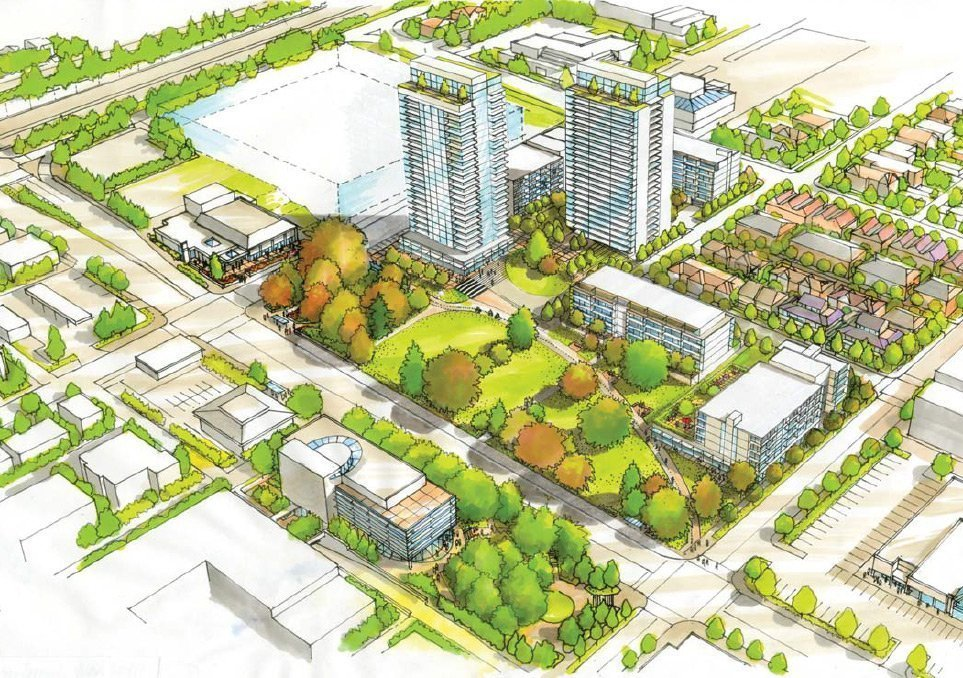 Two options presented for redevelopment of Harry Jerome Neighbourhood Lands
