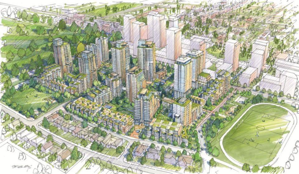 Massive redevelopment of Langara Gardens to add 2,000 new homes