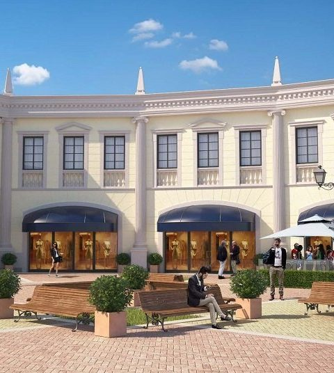 Phase two of McArthurGlen Designer Outlet Vancouver opens 2019