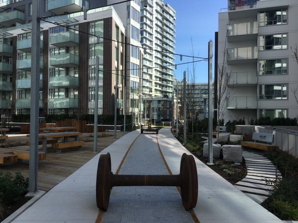 Navio at the Creek condo towers nearly complete