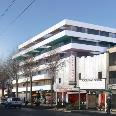 New Hollywood Theatre condos