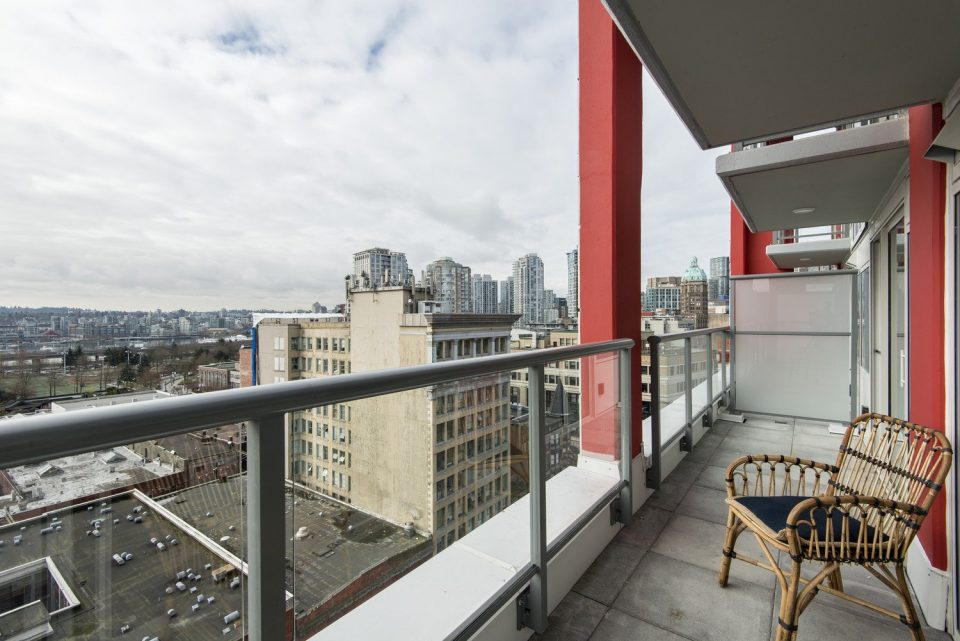 Olivia Skye suite view