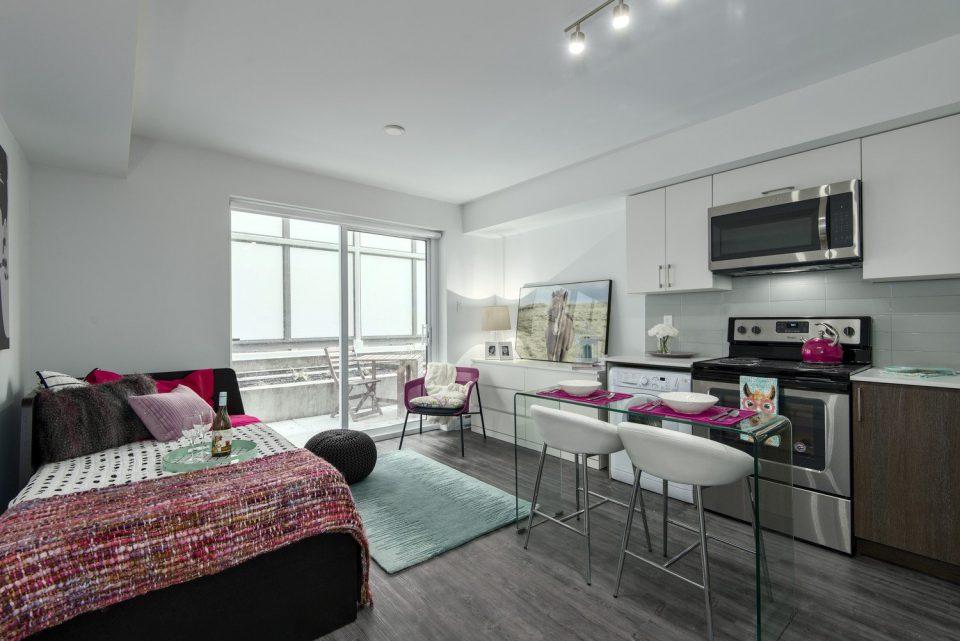 Olivia Skye suite interior