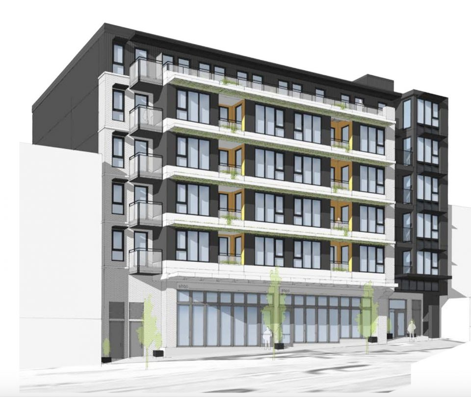 Passive House rental apartments Vancouver East Hastings